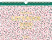 Rice Weekplanner - A4 - Groen