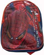 Rugzak van Spiderman,rood-blauw