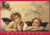 La Madonna Sistina, Raffaello