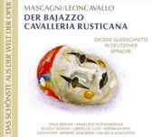 Leoncavallo, Mascagni: Der Bajazzo/