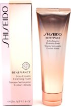 Shiseido Benefiance Extra Creamy Cleansing Foam 125 ml