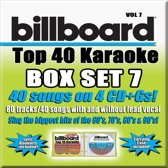 Party Tyme Karaoke: Billboard Top 40 Karaoke Box Set, Vol. 7