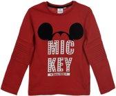 Disney Mickey Mouse longsleeve maat 104