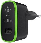 Belkin Universele Thuislader - 10W / 2.1A - Zwart