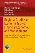 Regional Studies on Economic Growth, Financial Economics and Management