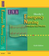 Sheehy's Emergency Nursing - E-Book