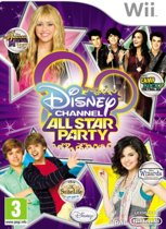 Disney Channel, All Star Party  Wii