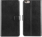 BeHello iPhone 6 Plus/6S Plus Wallet Case Zwart