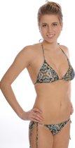 Sunselect zondoorlatende bikini - Africando - Maat 42