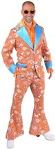 Hippie Kostuum | Jaren 60 Paisley Hippie | Man | Medium | Carnaval kostuum | Verkleedkleding