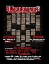 Filmausweider - Das Splattermovies Magazin - Ausgabe 2 - The Cabin in the Woods, Prometheus, Expendables 2, Fathers Day, V/H/S, Chernobyl Diaries, Evidence, Girls Gone Dead, Spezials