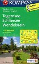 Tegernsee, Schliersee, Wendelstein WK8