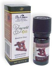 Sandelhout essentiële olie 5 ml.