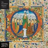 Fitzwilliam Museum Illuminated Manuscripts Wall Calendar 2017 (Art Calendar)