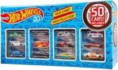 Hot Wheels Cadeauset 50 met Auto's