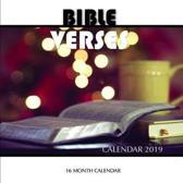 Bible Verses Calendar 2019
