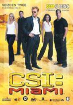 CSI: Miami - Seizoen 2 (Deel 2)