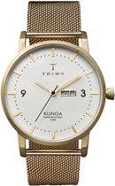 Triwa Ivory Klinga ME021313 - Horloge - Staal - Goudkleurig
