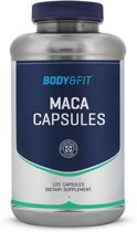 Body & Fit Maca Capsules