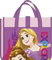 Disney Strandtas En Mat Princess 150 Cm Paars