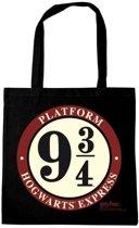 Harry Potter Stoffen Tas - Platform 9 3/4