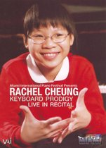Keyboard Prodigy Live in Recital