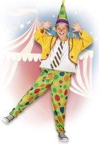 Kinderkostuum Clown - 7-9 Jaar