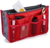 Empaza - Bag in bag organizer voor handtas - rood
