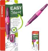 STABILO EASYergo 3.15 R roze/lila + 6 refills