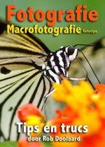 Omslag van 'Fotografie voor iedereen 2 - Fotografie: macrofotografie fototips'