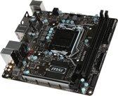 MSI B250I PRO Intel B250 LGA 1151 (Socket H4) Mini ITX