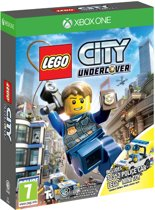 LEGO City Undercover + Figurine Car Edition