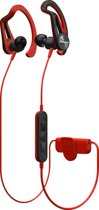 Pioneer SE-E7BT 3D Active Fit Sports In-Ear - Rood