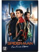 DVD cover van Spider-Man: Far From Home