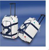 Sea Fly - Zeildoek Handbagage Reistas - Airporter trolley Voor In Het Vliegtuig - Navy - 50x30x50 cm