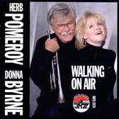 Byrne Donna - Walking On Air
