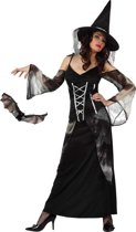 Halloween heksen kostuum voor vrouwen - Verkleedkleding - One size