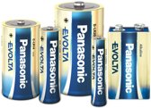 Panasonic Evolta C Single-use battery Alkaline 1,5 V