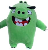 Angry Birds pluche knuffel 28cm Bad Piggie