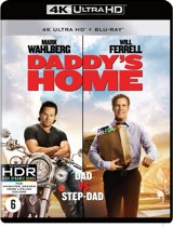 Daddy's Home (4K Ultra HD Blu-ray)