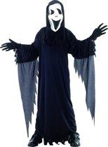 Spook moordenaar kostuum voor kinderen - Halleen verkleedkleding - 104/116