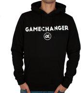 FC Eleven - GameChanger Hoodie -  Zwart – XXL