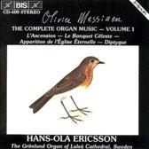 Messiaen - Organ I