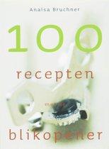 100 recepten met de blikopener