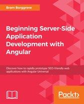 Beginning Server-Side Application Development with Angular