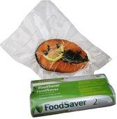 FoodSaver folierol 2 stuks 20x670cm