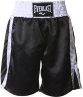 EVERLAST Boxing Trunk BLACK/SILVER