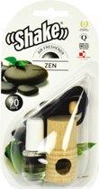 Shake Luchtverfrisser Zen + Navulling 2 X 4,5 Ml