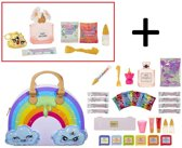 Poopsie Chasmell Rainbow Slime Kit + Uitbereidingsset