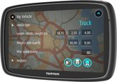 TomTom Trucker 6000 Europa - LIFETIME EDITION
